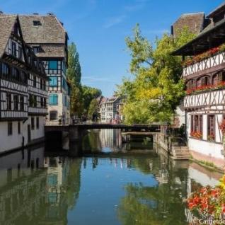 Camping Beau Rivage - Alentour - Visiter - Strasbourg - 02