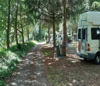 Camping Beau Rivage - Emplacement - 04