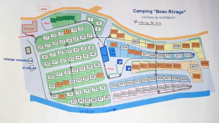 Camping-Beau-Rivage-Plan-d'accès