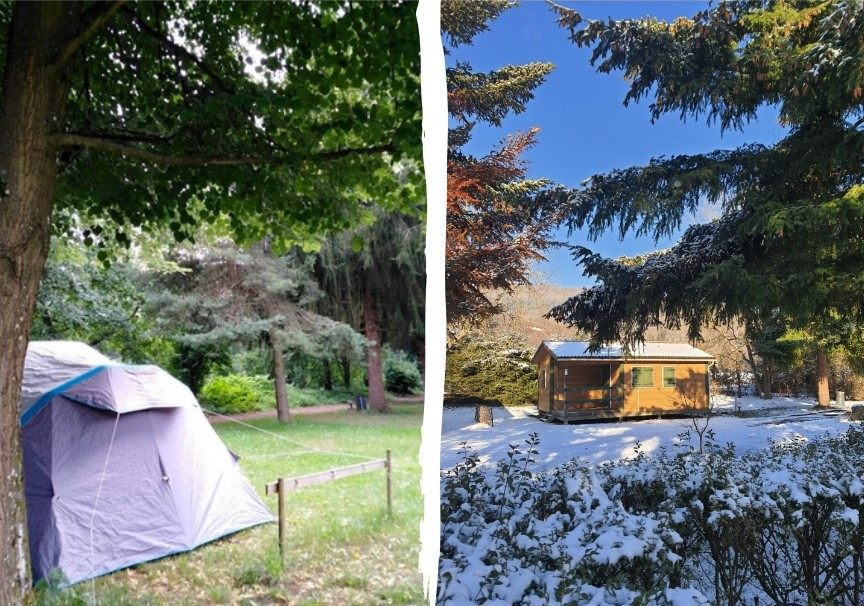Camping-Beau-Rivage-ete-hiver